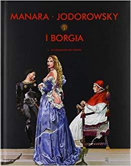 I Borgia - Manara