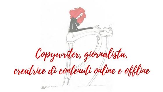 freelance copywriter giornalista editoria